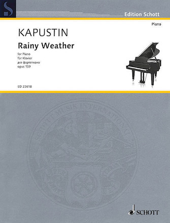 Product Cover for Rainy Weather, Op. 159