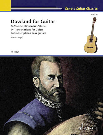 Product Cover for Dowland for Guitar
