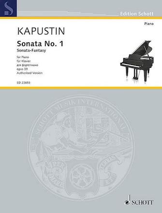 Product Cover for Sonata No. 1, Op. 39 (Sonata-Fantasy)