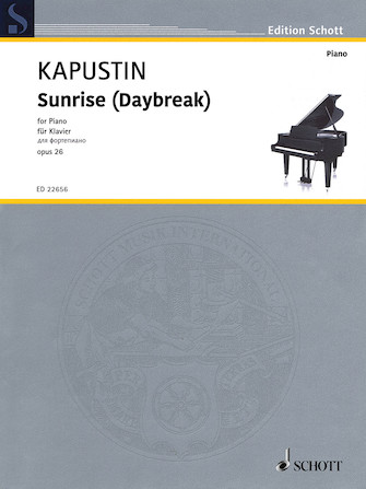 Product Cover for Sunrise (Daybreak), Op. 26
