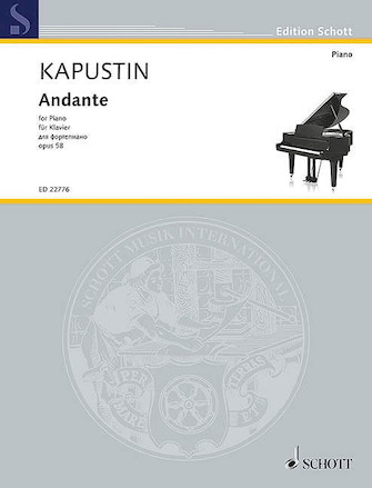 Product Cover for Andante, Op. 58