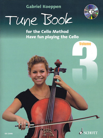 Product Cover for Cello Method: Tune Book 3