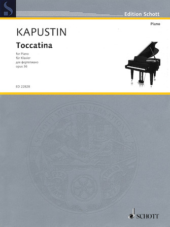 Product Cover for Toccatina, Op. 36