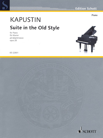 Product Cover for Suite in the Old Style, Op. 28