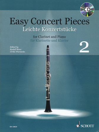 Easy Concert Pieces – Book 2