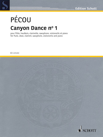 Product Cover for Canyon Dance No. 1