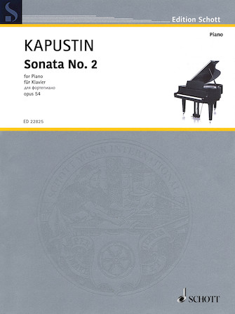 Product Cover for Sonata No. 2, Op. 54
