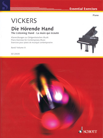 Product Cover for The Listening Hand – Volume 3