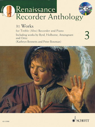 Product Cover for Renaissance Recorder Anthology – Volume 3