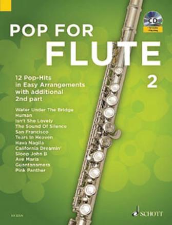 Pop for Flute, Book 2