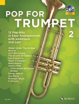 Pop for Trumpet Book 2