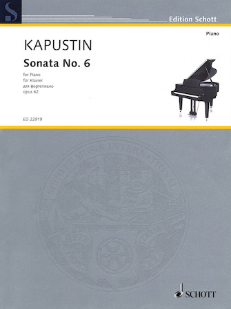 Product Cover for Sonata No. 6, Op. 62