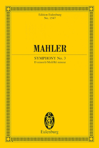 Product Cover for Symphony No. 3 in D Minor