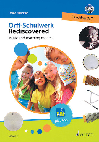 Product Cover for Orff-Schulwerk Rediscovered – Teaching Orff