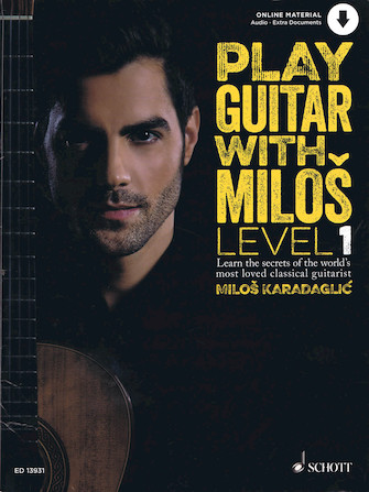 Product Cover for Play Guitar with Milos – Level 1