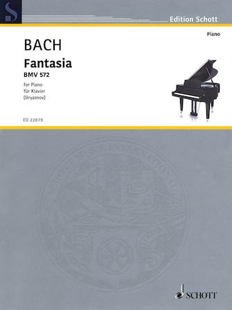 Fantasia in G Major, BWV 572