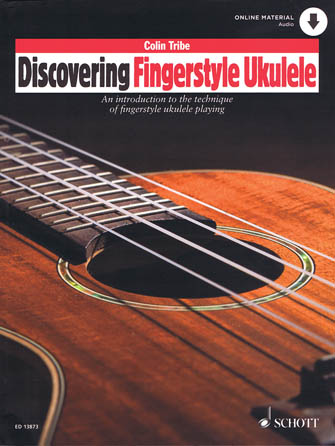 Product Cover for Discovering Fingerstyle Ukulele