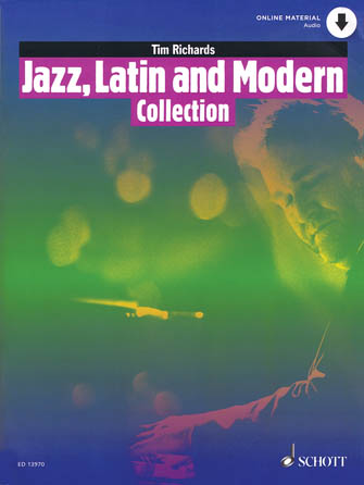 Product Cover for Jazz, Latin and Modern Collection