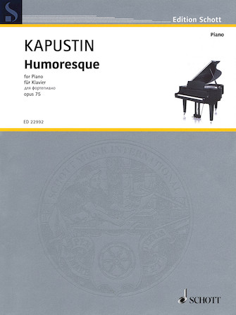 Product Cover for Humoresque, Op. 75