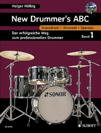 Product Cover for Drummer's ABC Book 1