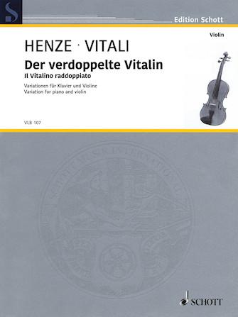 Product Cover for Der Verdoppelte Vitalin
