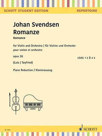 Romance Op. 26