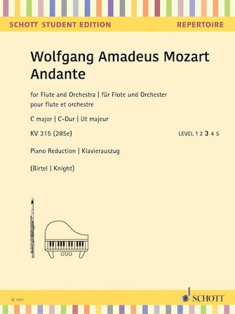 Andante in C Major, K. 315 (285e)