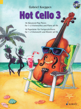 Product Cover for Hot Cello 3