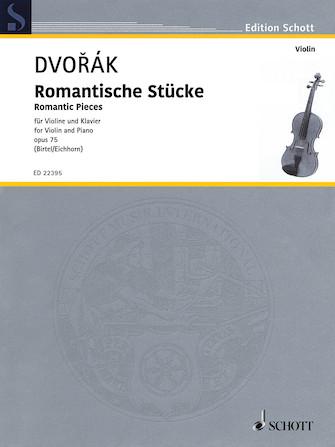 Product Cover for Romantic Pieces, Op. 75 [Romantische Stücke]