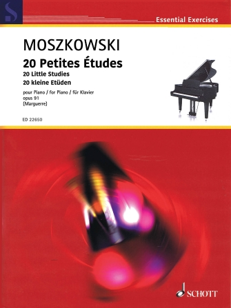 Product Cover for 20 Little Studies, Op. 91