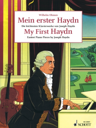 Product Cover for My First Haydn