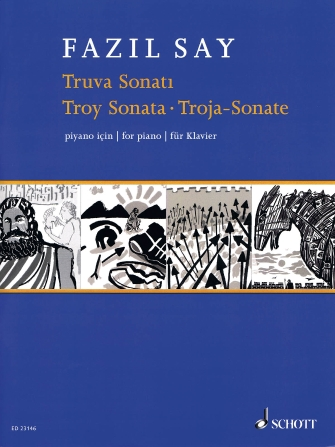 Product Cover for Troy Sonata, Op. 78
