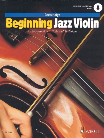 Product Cover for Beginning Jazz Violin