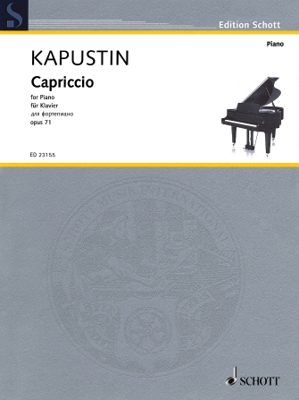 Product Cover for Capriccio Op. 71