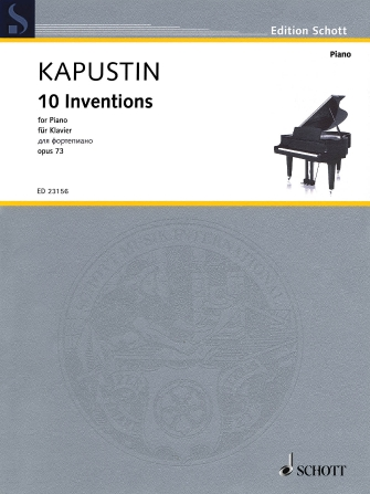 Product Cover for 10 Inventions Op. 73