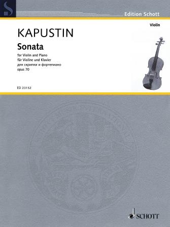 Product Cover for Sonata, Op. 70