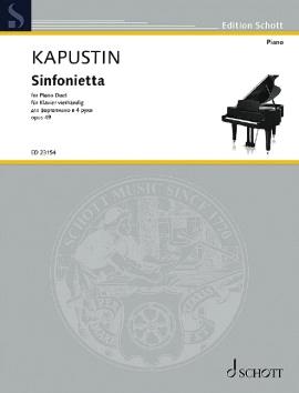 Product Cover for Sinfonietta Op. 49
