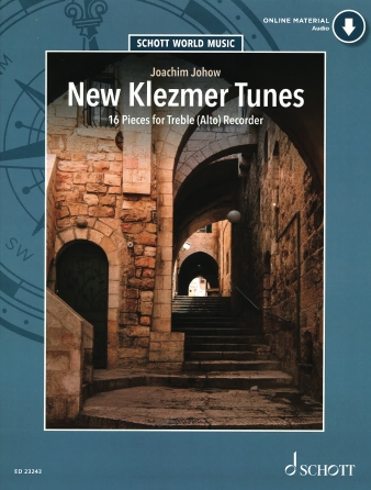 Product Cover for New Klezmer Tunes