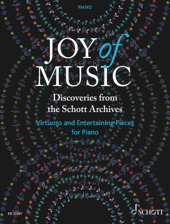 Product Cover for Joy of Music