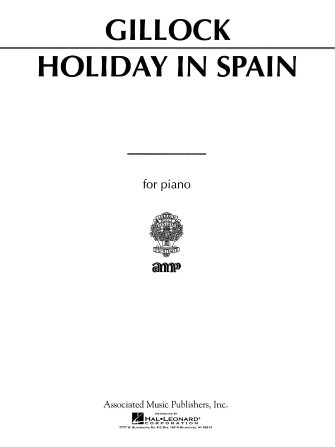 Product Cover for Holiday in Spain