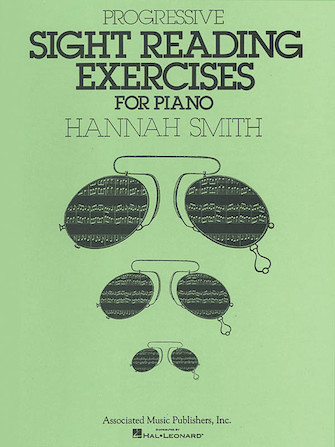 Product Cover for Progressive Sight Reading Exercises