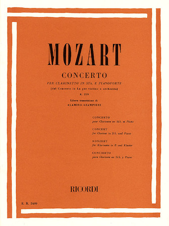 Concerto in B Flat