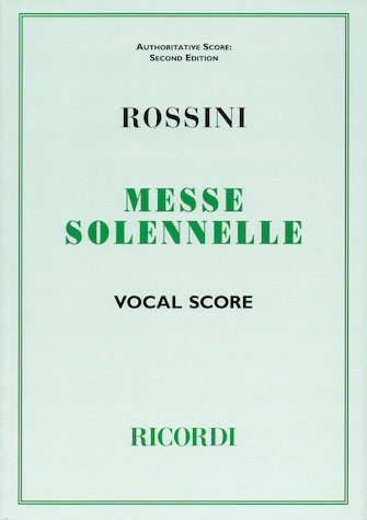 Product Cover for Messa Solenne