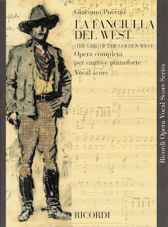 Product Cover for La Fanciulla del West