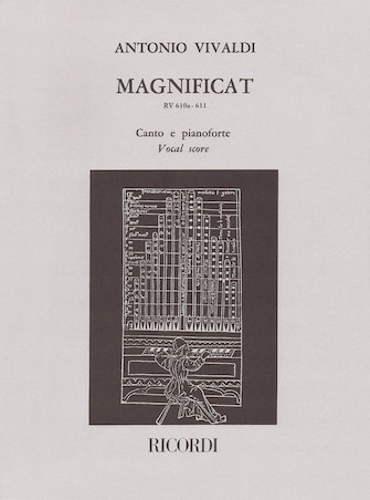 Product Cover for Magnificat RV610a/RV611