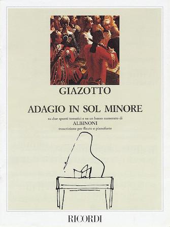 Product Cover for Adagio in G Minor