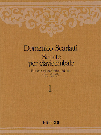 Product Cover for Sonate per Clavicembalo Volume 8 Critical Edition