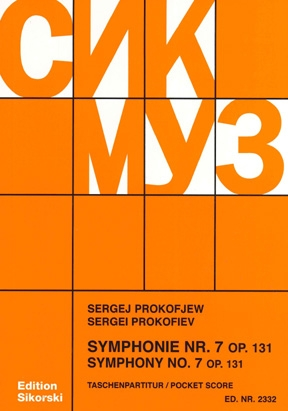 Product Cover for Symphony No. 7, Op. 131