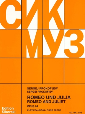 Product Cover for Romeo und Julia (Romeo and Juliet), Op. 64