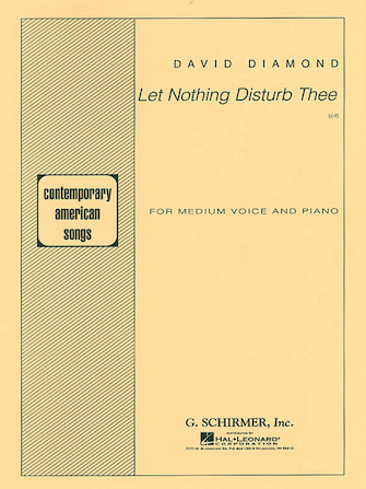 Product Cover for Let Nothing Disturb Thee